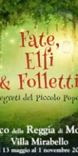 FATE, ELFI E FOLLETTI - I SEGRETI DEL PICCOLO POPOLO