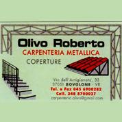 Carpenteria Metallica Olivo Roberto - Carpenterie meccaniche Bovolone