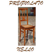 Pregnolato Nello - Sedie e tavoli - vendita al dettaglio Bovolone