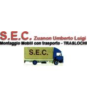 S.E.C. di Zuanon Umberto - Traslochi Borgoricco