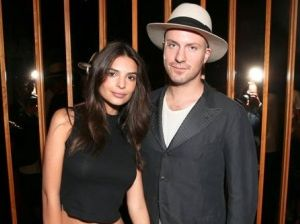 Emily Ratajkowski, il suo fidanzato Jeff è l'uomo più invidiato del web