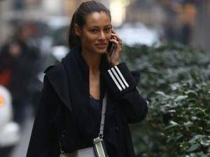 Marica Pellegrinelli, shopping in compagnia dopo Sanremo