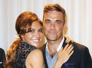 Con mio marito Robbie Williams mi capita di fingere