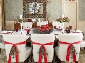 Idee creative per la tavola di Natale