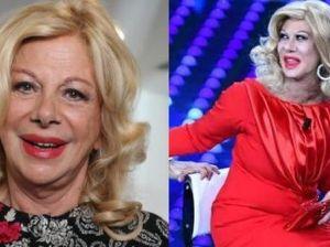 Virginia Raffaele la combina grossa e offende Sandra Milo