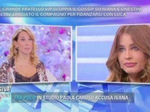 """Grande Fratello Vip, Ivana confessa: """"E' vero, non sono più fidanzata"""""""