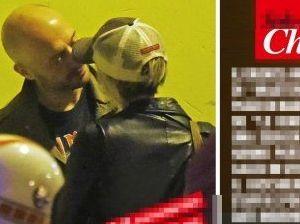 Joe Bastianich baci e abbracci in pubblico con Nadia Toffa