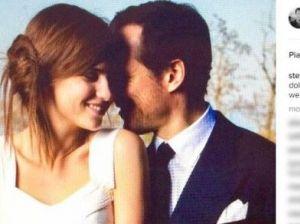 """Stefano Accorsi, annuncio social: """"Io e Bianca Vitali in dolce attesa"""""""