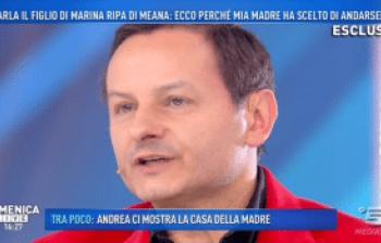 Marina Ripa Di Meana, il marito Carlo ha saputo della morte dalla tv