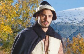 Francesco Monte, da naufrago a pastore in Umbria