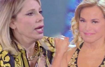 'Mi è sfuggita una cosa…', Barbara D'Urso e la frecciatina ad Alessia Marcuzzi