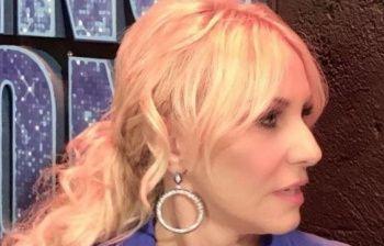 Antonella Clerici distrutta, piange per la morte di...