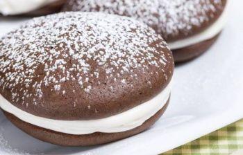 Whoopie al cioccolato, ricetta facile e veloce