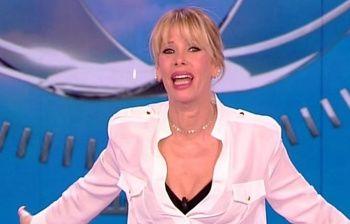 Canna gate, Alessia Marcuzzi dopo Striscia: