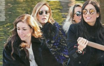 Elisabetta Gregoraci, compleanno da single, ecco con chi