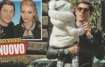 Aldo Montano super papà: