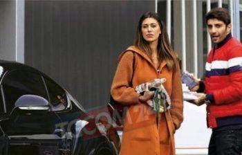 Belen e Andrea Iannone, nuova auto di lusso per la coppia
