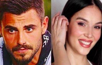 Francesco Monte e Paola Di Benedetto, il primo bacio dopo l'