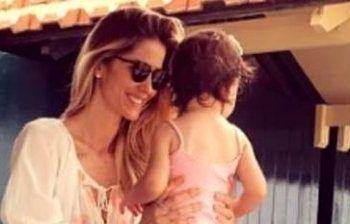 Elena Santarelli la seconda gravidanza mi ha fatto perdere peso