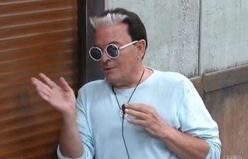 Cristiano Malgioglio sono stato tre mesi in ospedale per un melanoma