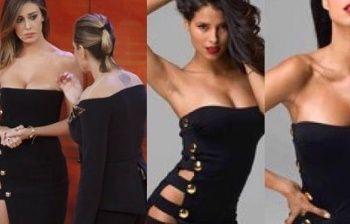 Sfida Belen-Mariana per il vestito