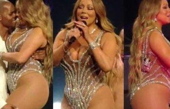 Ma cosa è successo a Mariah Carey???