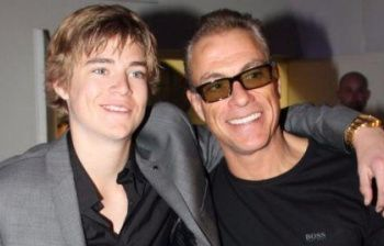 Arrestato il figlio di Jean-Claude Van Damme: ha 21 anni, ecco cosa ha combinato