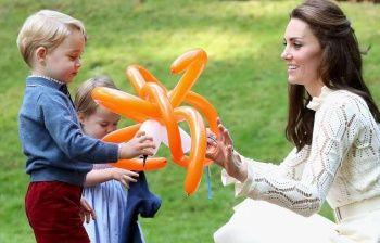 William e Kate, il royal baby nascerà ad aprile