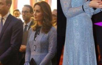Riecco Kate Middleton: caccia al pancino