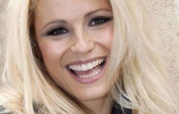Michelle Hunziker a Sanremo: