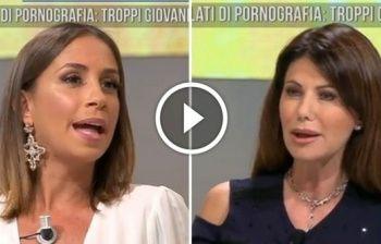 Susanna Messaggio contro Malena: