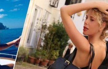 """Alessia Marcuzzi: """"Sono irrequieta, è dura starmi vicino"""""""