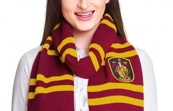 Dove comprare la sciarpa di Harry Potter