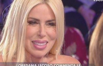 Verissimo, Loredana Lecciso: