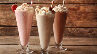 Voglia di milkshake? Ecco come si prepara