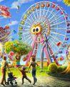 Riapre il Luneur Park: nuove attrazioni e tante novità nel parco divertimenti di Roma