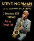 Steve Norman degli Spandau Ballet & Dj Claudio Ciccone Bros.