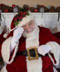La casetta di Babbo Natale a Monza