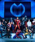 L''universo dei Super Eroi Marvel arriva a Milano