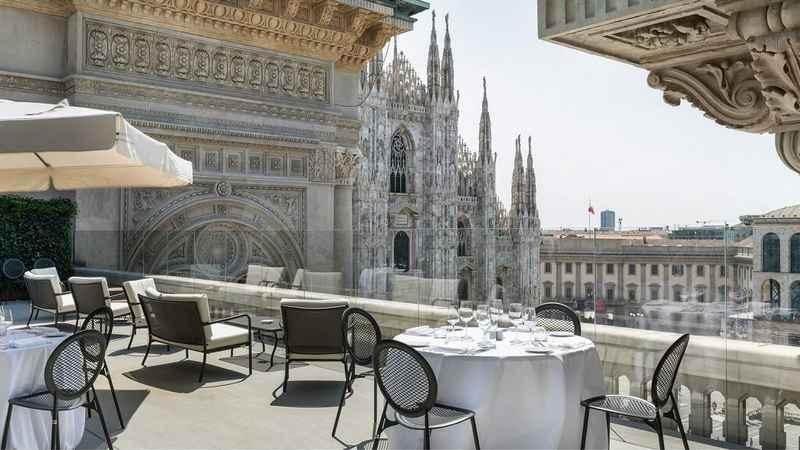 I locali panoramici con vista mozzafiato più trend a Milano | InItalia