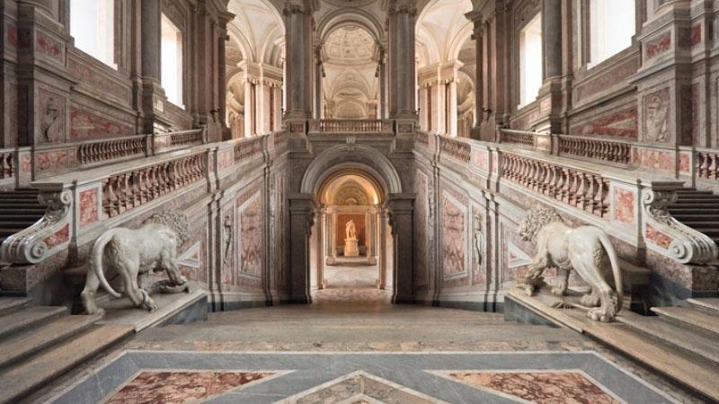 Scuola Di Restauro Roma.Alla Reggia Di Caserta Verra Allestita Una Scuola Di Restauro Initalia