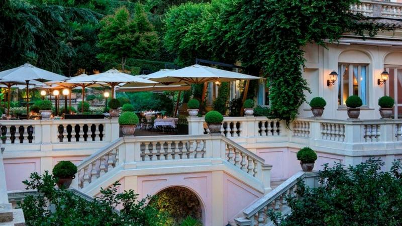 Mangiare all\'aperto a Roma: ecco i ristoranti più belli | InItalia