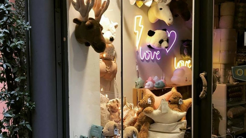 5 migliori negozi di abbigliamento per bambini a Parma  La Cicogna faa254f52cb