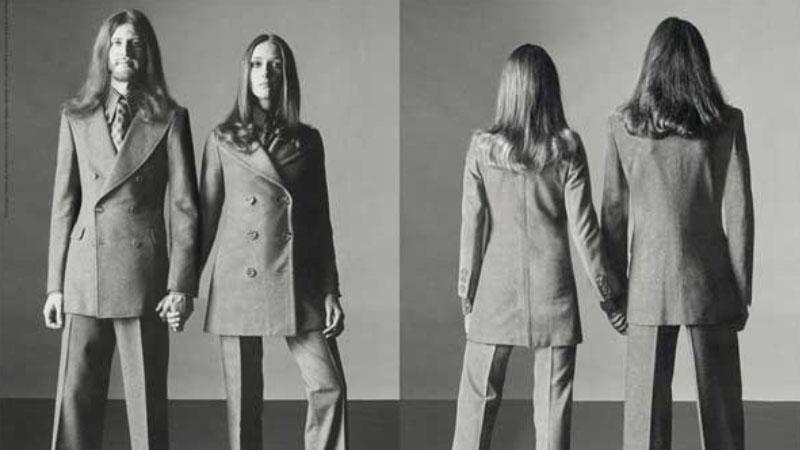 """8a9b2097b3 In mostra a Palazzo Reale i 30 anni in cui la moda italiana è diventata  leggenda. """""""