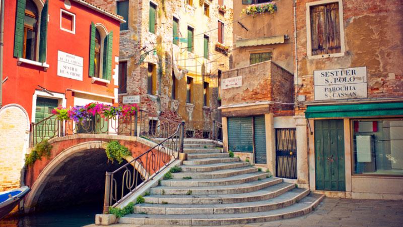 Le Case Veneziane Restano Le Piu Care D Italia Quasi 4 350 Euro Al
