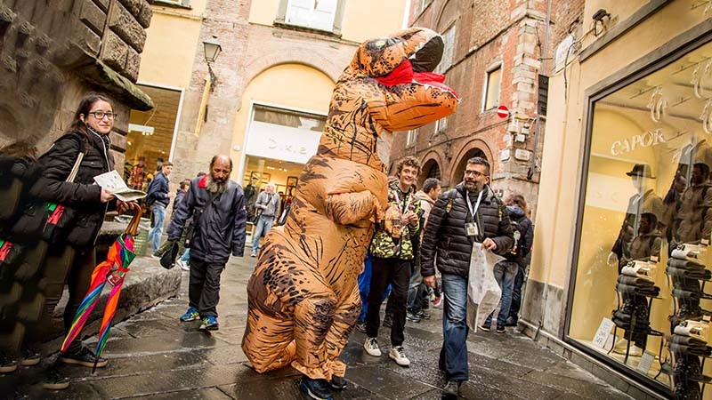 Lucca Comics 2018 si punta sul Made in Italy