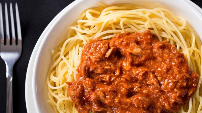 Spaghetti Col Tonno Alla Bolognese Il Piatto Della Tradizione