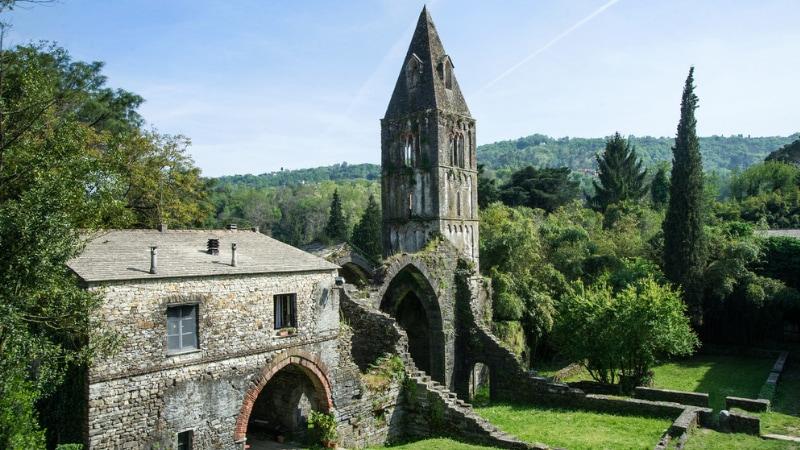 monastero valle christi rapallo suora