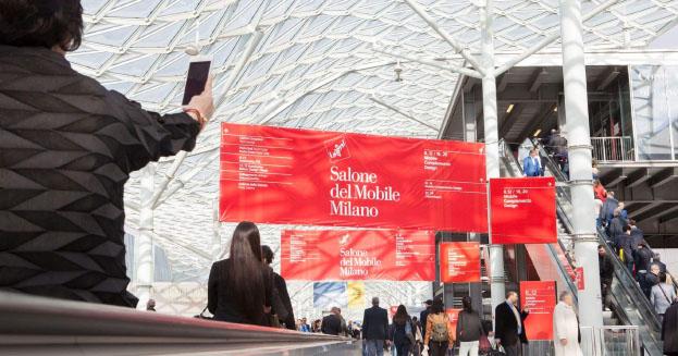 Salone del mobile 2017 ecco date orari e info initalia for Orari salone del mobile milano