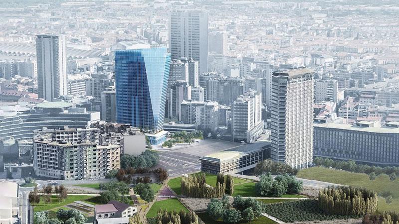Grattacielo Gioia 22: un pezzo di Arabia Saudita nel cuore di Milano